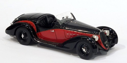 Spark Alfa Romeo