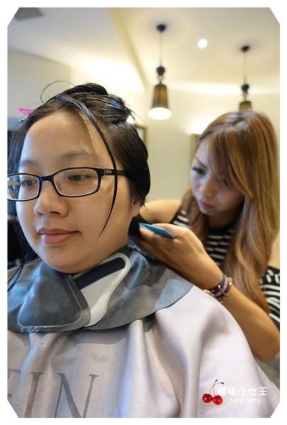 FIN Hair Salon髮型沙龍。俐落短髮+結構式護髮=夏天清爽好美麗(捷運中山站) @ *.:。 *゚'櫻桃小女王'゚ ...