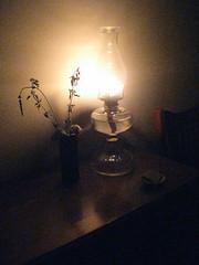 Lighting at Tassajara