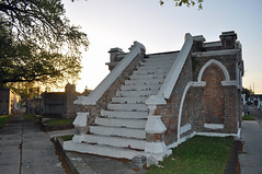 Big Temple steps