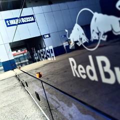 Reflections #redbull #cepsa #tororosso