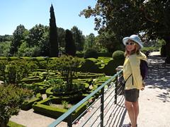 Casa de Mateus gardens