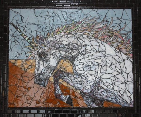 World' Mosaic-art - Hive Mind