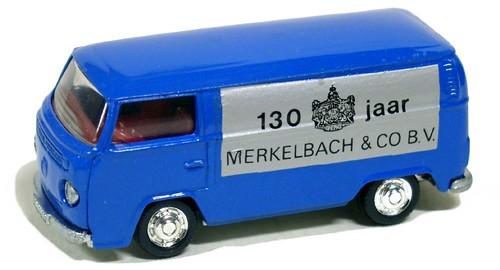 33 Schuco Modell T2 Merkelbach promo