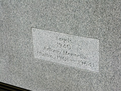 Besthoff inscription