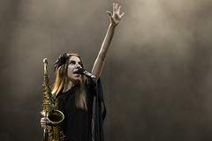 "PJ Harvey - Primavera Sound 2016, sábado - 6 - M63C1719 • <a style=""font-size:0.8em;"" href=""http://www.flickr.com/photos/10290099@N07/26874509083/"" target=""_blank"">View on Flickr</a>"