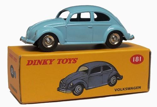 Atlas-Dinky VW 1200