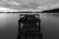 Abandoned jetty, Langkawi Island