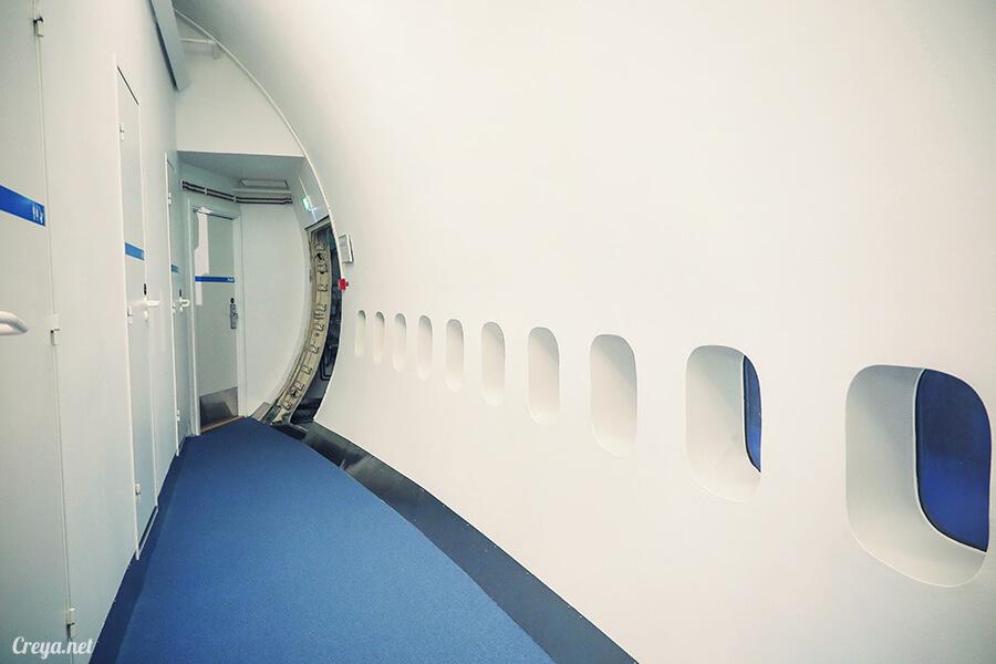 2016.07.08 | 看我歐行腿 | 只載去見周公的飛機,瑞典斯德哥爾摩機場旁的 Jumbo Stay 特色青年旅館 19