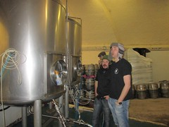 Marble & Hawkshead Beer Matts Brew Day