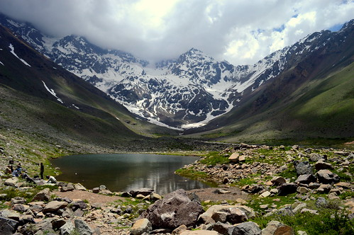 An Andean Lake