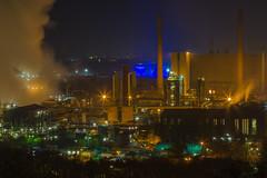 """Kokerei Prosper in Bottrop - Coking plant """"Prosper"""", Bottrop, Germany"""