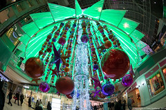 "Eaton Centre - Under The Christmas Tree • <a style=""font-size:0.8em;"" href=""http://www.flickr.com/photos/65051383@N05/15801519580/"" target=""_blank"">View on Flickr</a>"