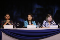 Global Peace Paraguay 2014 Women's Session