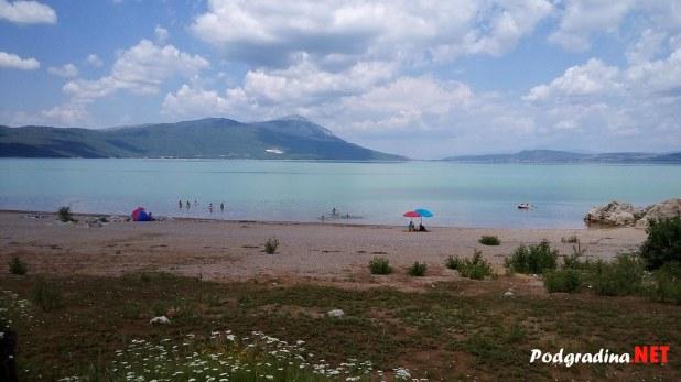 Image result for Buško jezero