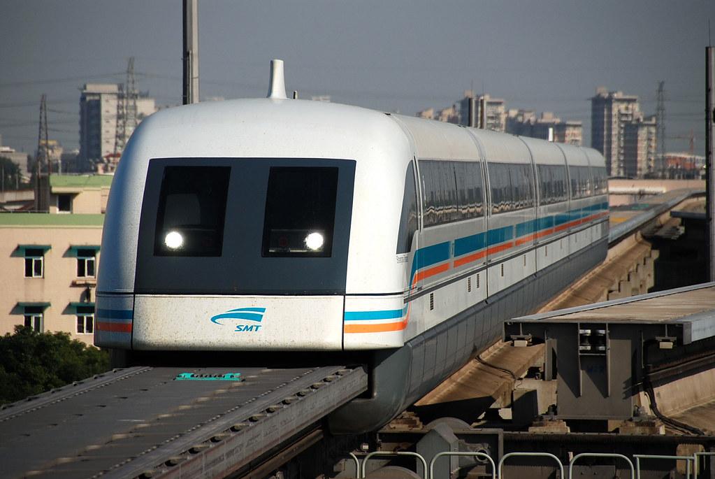 上海磁浮列車體驗 - 隨裕而安