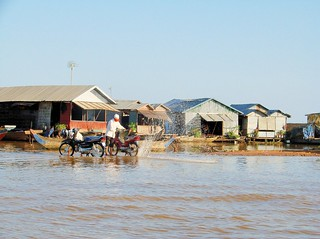 lac tonle sap - cambodge 2007 21