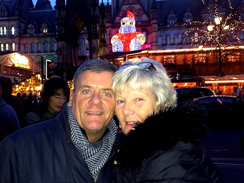 Today is all about...Xmas markets with the family