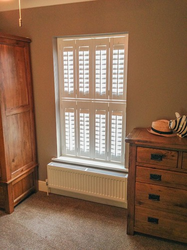 Tier-on-Tier Shutters in Colchester, Essex