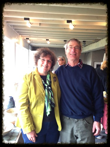 "Clare and Tom Larkin • <a style=""font-size:0.8em;"" href=""http://www.flickr.com/photos/126791042@N06/15246888234/"" target=""_blank"">View on Flickr</a>"