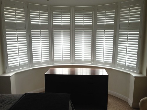 6 Sided Bay Window Shutters, Clacton on Sea
