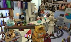 Sims 4 mise à jour carrière