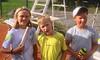 Rasmus, Philip och Hugo gjorde alla en stark KM-turnering.