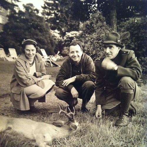 Opa (rechts)  #FamilieD