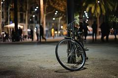 Raval by night (Barcelona)