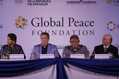 Global Peace Paraguay 2014