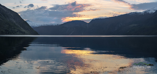 Eidfjord Ripples