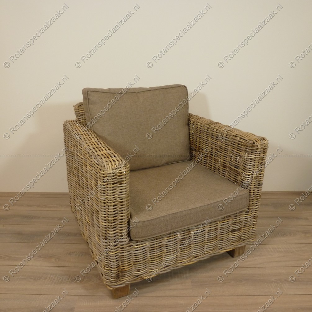 good georgia fauteuil rotan kubu grey grijs riet tags