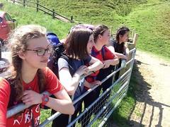 Alice, Freya, Megan, Daci Bronze DofE Expedition