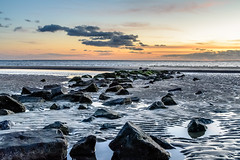 """Sunset Hollum, Ameland (Explored 27-9-16 #425) • <a style=""""font-size:0.8em;"""" href=""""http://www.flickr.com/photos/73234388@N04/29951173875/"""" target=""""_blank"""">View on Flickr</a>"""