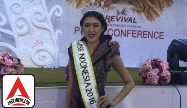 #Style: Natasha Mannuela Jadi Feminin Sejak Jadi Miss Indonesia