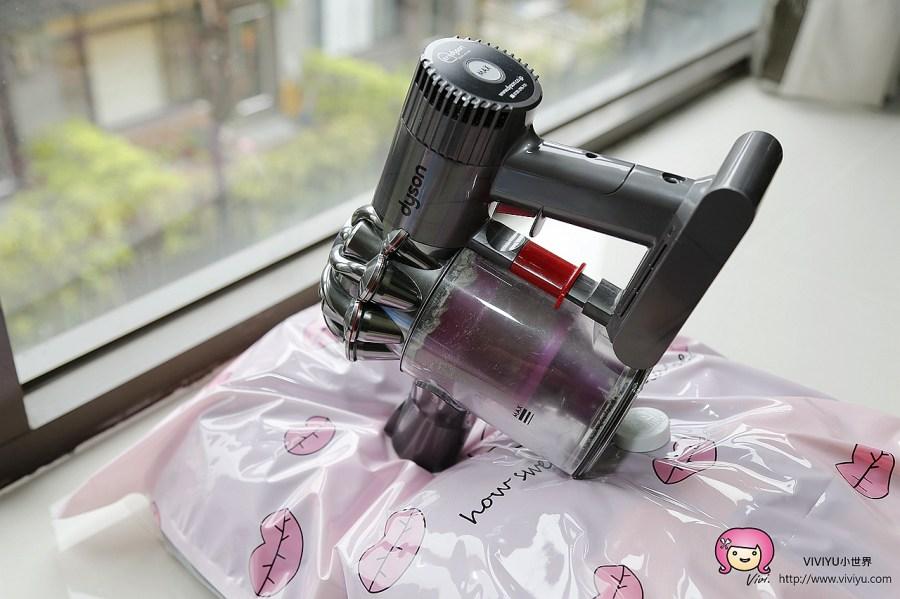 [體驗]momo購物網.收納好幫手~【御工匠】BABY KISS超厚12條/絲萬用真空壓縮袋-18件組 @VIVIYU小世界