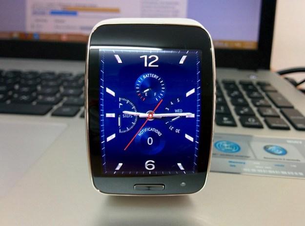 Samsung Gear S - Smart Watch