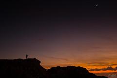 Dialogue avec la lune