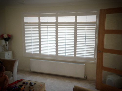 Plantation Shutters in Brentwood, Essex