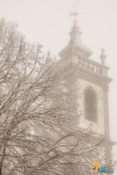 Neve na Cidade da Guarda - janeiro - 2015-35