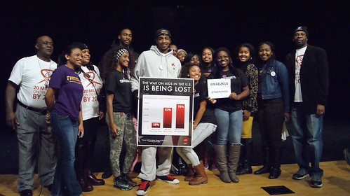 World AIDS Day 2014: Prarie View, Texas