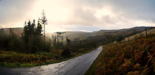 Morning in the Beacons
