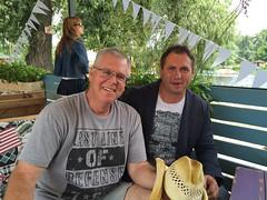 David Moss & Yuri Zozulya in Kyiv