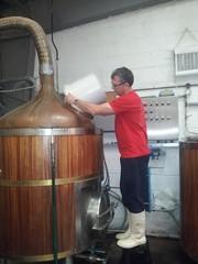 Pictish & MBCF Tandem Brew Day