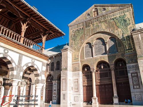 Damascus – Umayyad Mosque دمشق – الجامع الاموي | Syria Photo