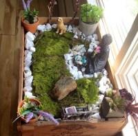 How to Make a Tiny Indoor Zen Garden