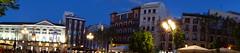 Plaza Santa Ana pano 1