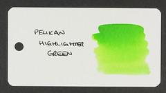 Pelikan Highlighter Green - Word Card