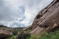 Vazques Rocks Natural Area Park