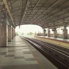 #Kolkata #overground #underground #metro #station #south #urban #citylife
